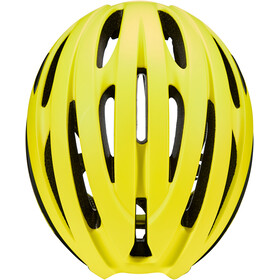 Bell Avenue Helm, matte/gloss hi-viz/black